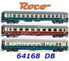 64168 Roco Set of 3 Passenger Cars