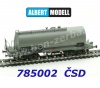 785002 Albert Modell Tank Car Type Zas of the CSD