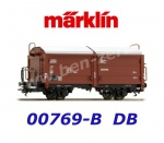 00769-B Marklin Sliding roof / sliding wall Car Type Tes-t-58 Kmmgks of the DB