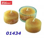 01434 Wilesco Original Wilesco  Wax Candles - 3 pcs