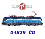 04829 Tillig TT Electric locomotive class 193 Vectron  of the CD