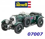 07007 Revell Kit Bentley Blower, 1:24