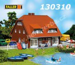 130310 Faller Northern German two-family house, H0