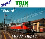 16737 TRIX MiniTRIX N Diesel Locomotive Class D 753 of the HUPAC, Sound