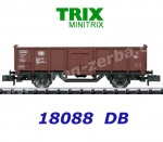 18088 TRIX MiniTRIX N  High Side Gondola Type E 040, DB