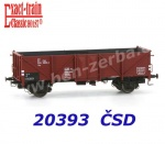 20393 Exact-train Open Car Type Klagenfurt Vtu of the CSD