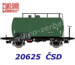 20625 Exact-train Tank Car type Uh of the CSD
