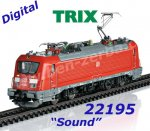 22195 Trix Electric Locomotive Class 102 of the DB, Sound