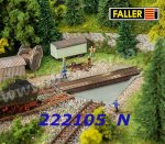 222105 Faller N Segment turntable with servo