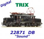 22871 TRIX  Electric Locomotive  Class E 93 of the DB, Sound