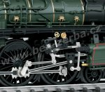 22913 Trix steam locomotive class 13 (241-A) of the French East Railroad (EST) , Sound