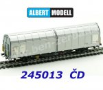 245013 Albert Modell High Volume Box Car Type Hbbillns of the CD Cargo