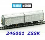 246001 Albert Modell High Volume Box Car Type Hbbins of the ZSSK Cargo