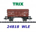 24818 TRIX Gondola with Hinged Hatches Type Km design A7, of the WLE
