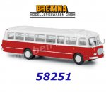 58251 Brekina Skoda 706 RTO white / red