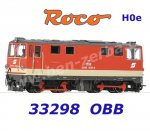 33298 Roco H0e Diesel  Locomotive  2095 006 of the ÖBB