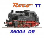 36004 Roco TT Steam Locomotive Class BR 80 of the DR