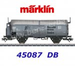 45087 Marklin  Sliding Roof Car Type Kmmks 51 of the DB