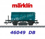 46049 Märklin Track Cleaning Car with Hinged Hatches, DB
