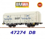 "47274 Brawa Refrigerator Type Gbs-UV 253 ""BASF TROCKEN EIS"" of the DB"
