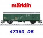 47360 Märklin  Postal Transport Car Type Post 2ss-t/13 of the DB Post (DB)