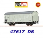 "47617 Brawa Refrigerator car Type Ibdlps383 ""Interfrigo"" of the DB"
