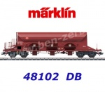 48102 Marklin Four-axle hopper car type Facns 133 of the DB