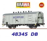 "48345 Brawa Refrigerated Car Type Ibces  ""INTERFRIGO"" of the DB"