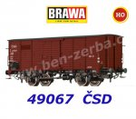 49067 Brawa  Boxcar Type Z of the CSD