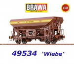 "49534 Brawa Hopper Car Type Fcs of ""Wiebe"""