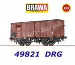 49821 Brawa Boxcar type G of the DRG