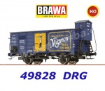 "49828 Brawa Boxcar type G with brakemans cab, ""Mignon"" of the DRG"
