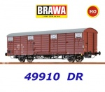 49910 Brawa Boxcar type Glmms of the DR