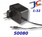 JC50080 Jaegerndorfer Power Adapter 6V DC / 250 mA