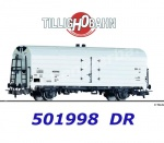 "501998 Tillig  Refrigerator car Type Ichrs ""Interfrigo"" of the DR"