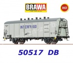 "50517 Brawa Refrigerated Car Type UIC St 1 ""INTERFRIGO"" of the DB"