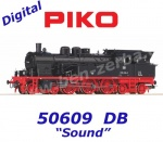 50609 Piko Steam Locomotive Class BR 78 of the DB - Sound