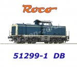 51299-1 Roco Diesel Locomotive Class 211 of the DB,