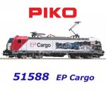 "51588 Piko Electric Locomotive Class 187 ""Vectron"" of  EP Cargo, CZ"