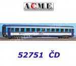 52751 A.C.M.E. ACME Passenger Car 2nd Class Type Bmz235 of the CD