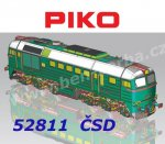 52811 Piko Diesel Locomotive Class T679 of the CSD