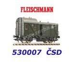 530007 Fleischmann  Caboose type Z of the CSD