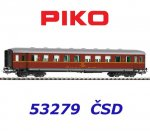 53279 Piko Passenger coach type Balm of the CSD