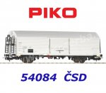 54084 Piko Refrigerated Wagon Type Ibbhps of the CSD