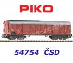 54754 Piko Closed box car class Zsa of the CSD