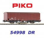 54998 Piko Cleaning Gbs1543 wagon of the DR