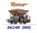 56248 Roco Talbot Ballast Wagon of the DRG