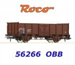 56266 Roco Cargo wagon of the OBB