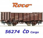 56274 Roco Open Cargo Wagon Gondola of the CD Cargo