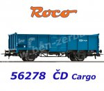 56278 Roco Open Cargo Wagon Gondola of the CD Cargo